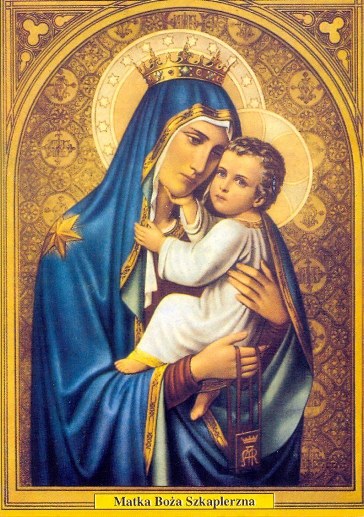 26.Matka Boża Szkaplerzna.1